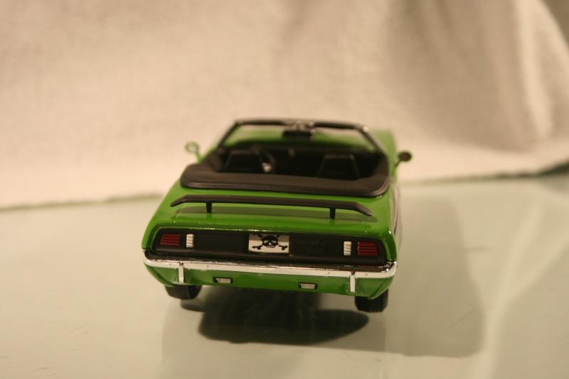 Plymouth 'Cuda 1971 convertible Modele32