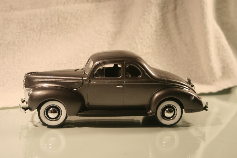 Ford coupe 1940 Modele45