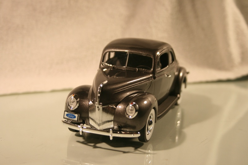 Ford coupe 1940 Modele46
