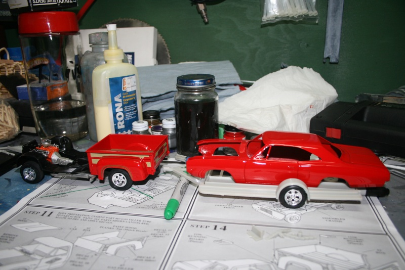 1978 Dodge li'l red express  - Page 2 Modele85