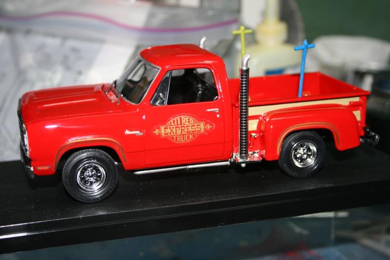 1978 DODGE li'l red express Modele87