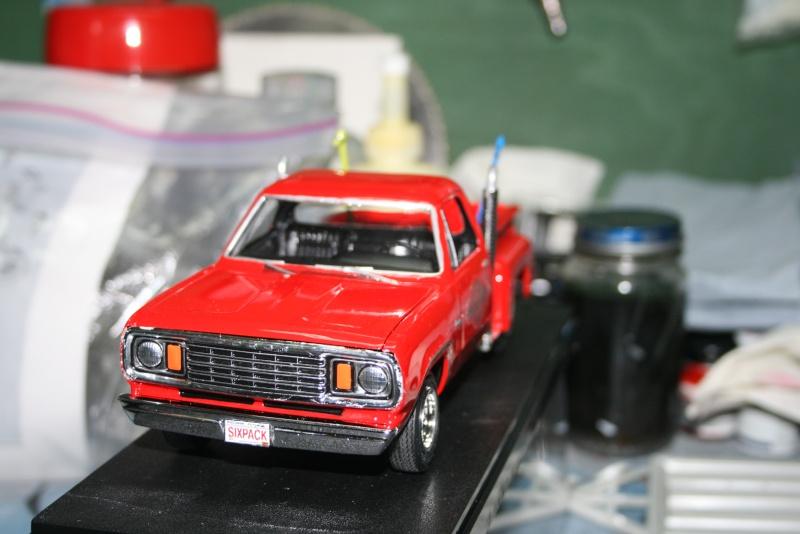 1978 DODGE li'l red express Modele88
