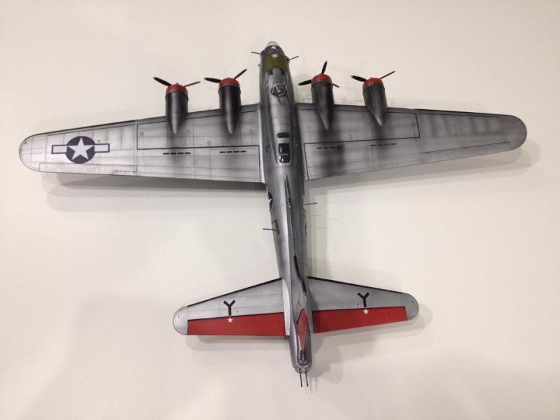 B-17G Miss Prissy 1/72 scale 15585410