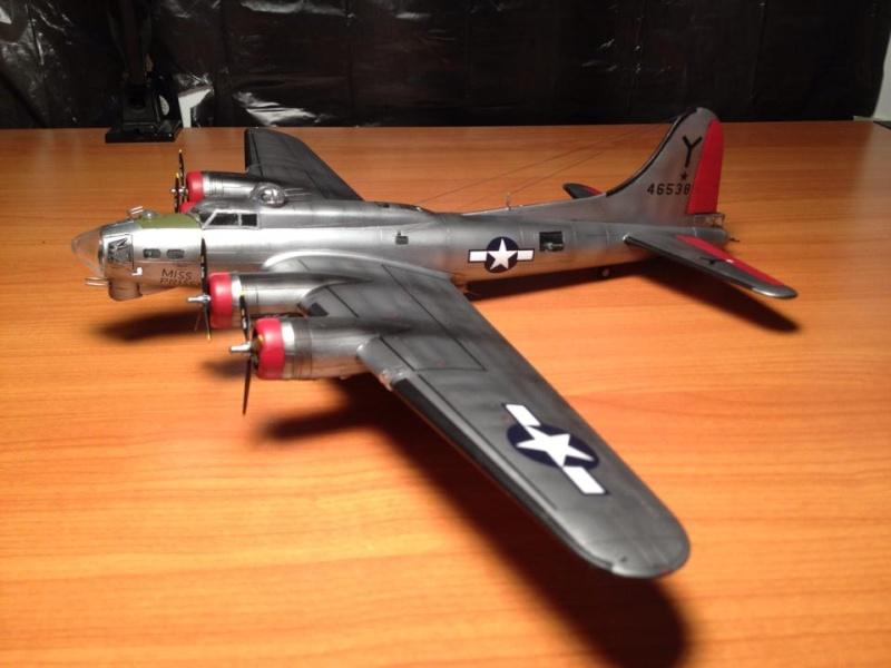B-17G Miss Prissy 1/72 scale 16562910