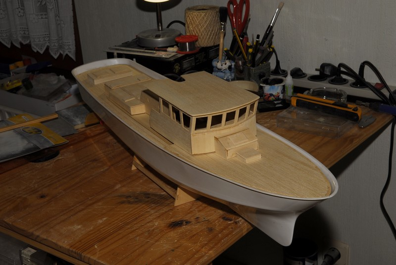"Le ""SAMSON II"" de Billing Boats au 1/33   _2009429"