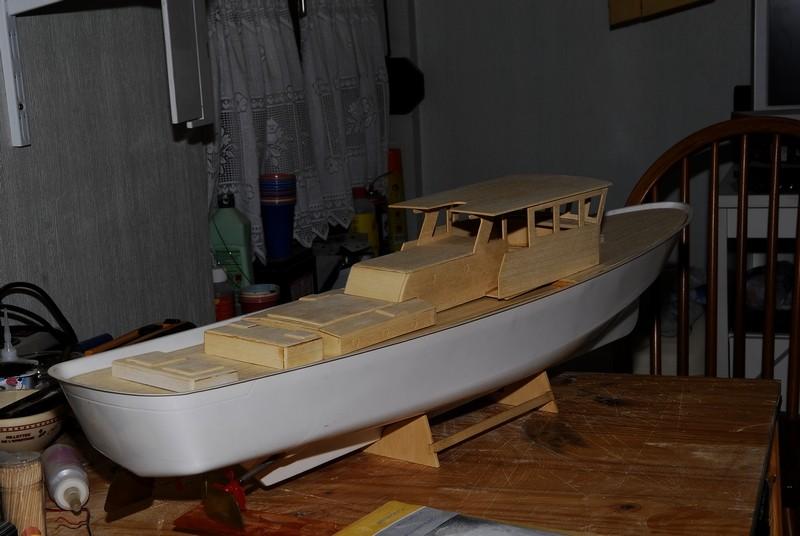 "Le ""SAMSON II"" de Billing Boats au 1/33   _2009430"