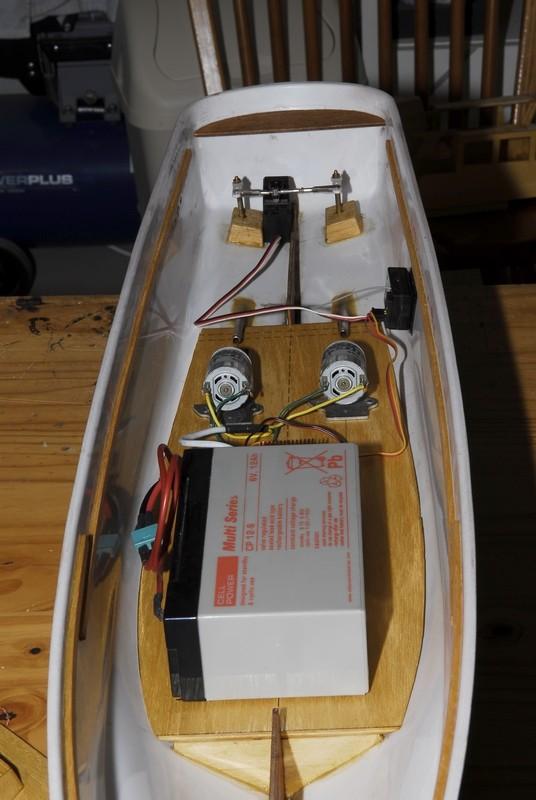"Le ""SAMSON II"" de Billing Boats au 1/33   _2009435"