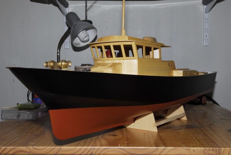 "Le ""SAMSON II"" de Billing Boats au 1/33   _2009437"