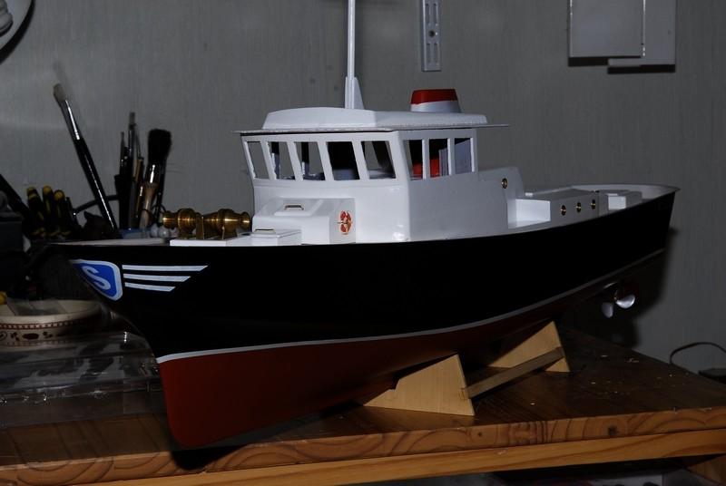 """Le """"SAMSON II"""" de Billing Boats au 1/33   - Page 2 _2009438"""