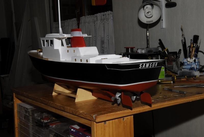 """Le """"SAMSON II"""" de Billing Boats au 1/33   - Page 2 _2009439"""