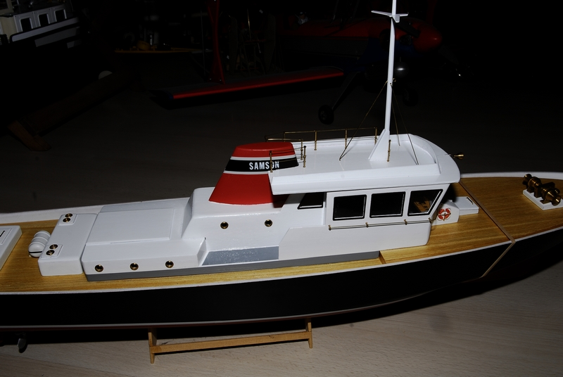 """Le """"SAMSON II"""" de Billing Boats au 1/33   - Page 2 _2009443"""