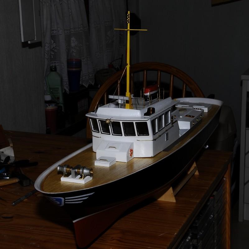 """Le """"SAMSON II"""" de Billing Boats au 1/33   - Page 3 _2009444"""