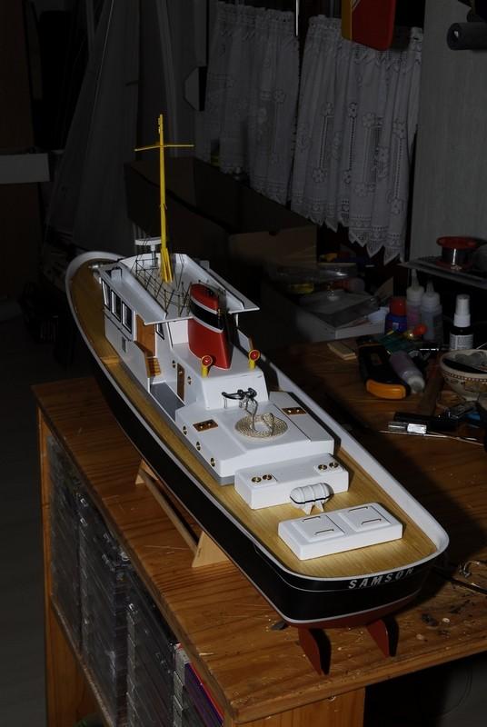 """Le """"SAMSON II"""" de Billing Boats au 1/33   - Page 3 _2009445"""