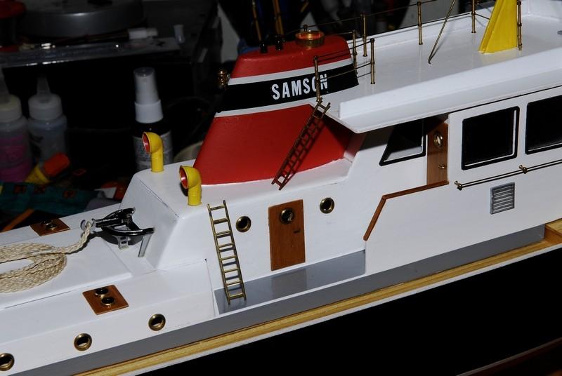 """Le """"SAMSON II"""" de Billing Boats au 1/33   - Page 3 _2009447"""
