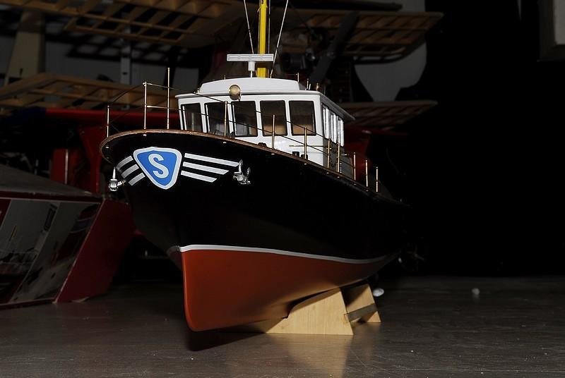 """Le """"SAMSON II"""" de Billing Boats au 1/33   - Page 3 _2009453"""