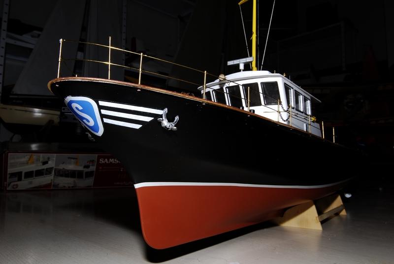 """Le """"SAMSON II"""" de Billing Boats au 1/33   - Page 3 _2009513"""