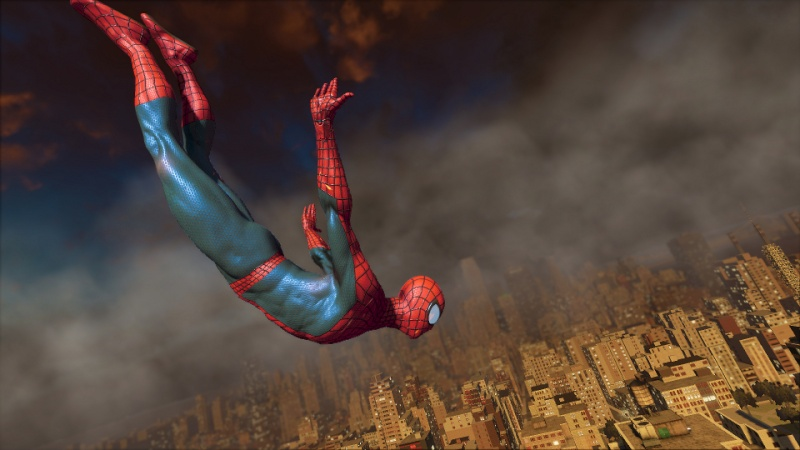 [APERCU PC] The Amazing Spider-Man 2 (LE JEU) Tasm210
