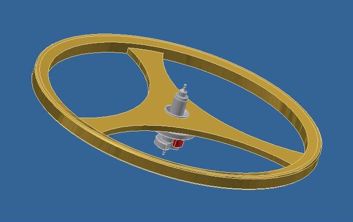 Projet de réalisation d'une montre : Etape 1 Balanc13