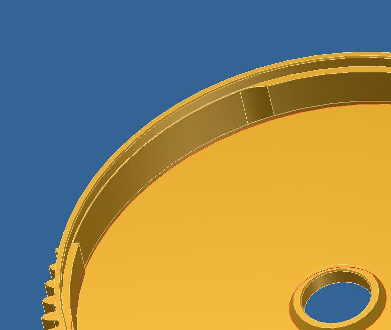 Projet de réalisation d'une montre : Etape 1 Bar310