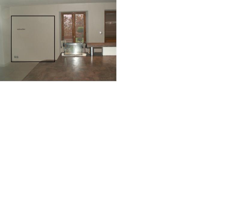 DECORATION SALON SALLE A MANGER EN HARMONIE AVEC MA CUISINE OUVERTE  Projet10