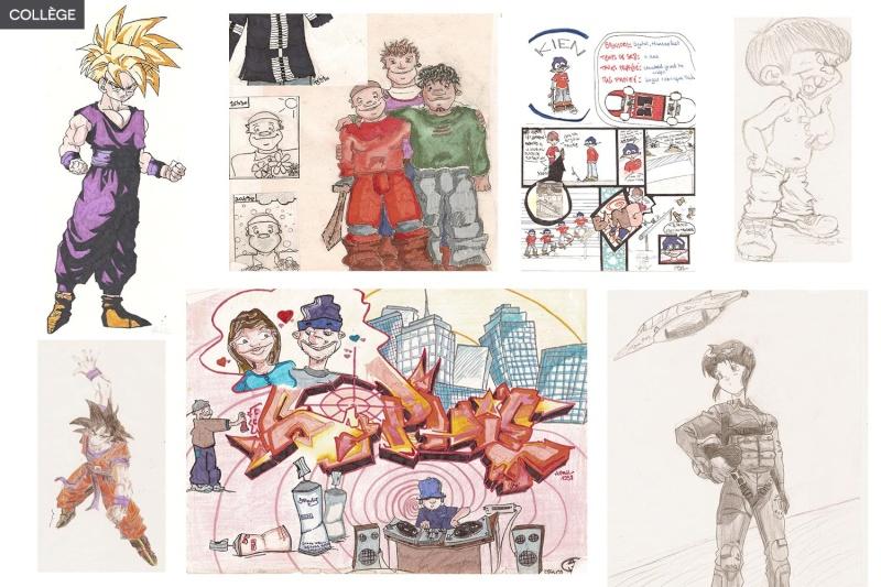 [inspi] Timeline - vos vieux dessins - Page 2 Timeli10