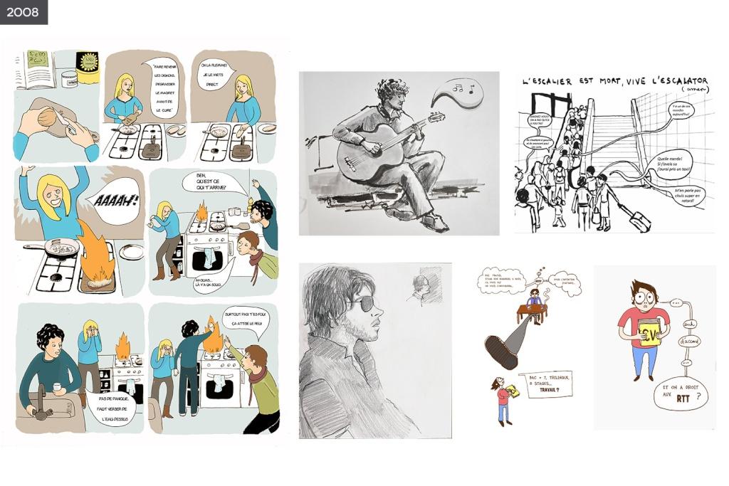 [inspi] Timeline - vos vieux dessins - Page 2 Timeli23