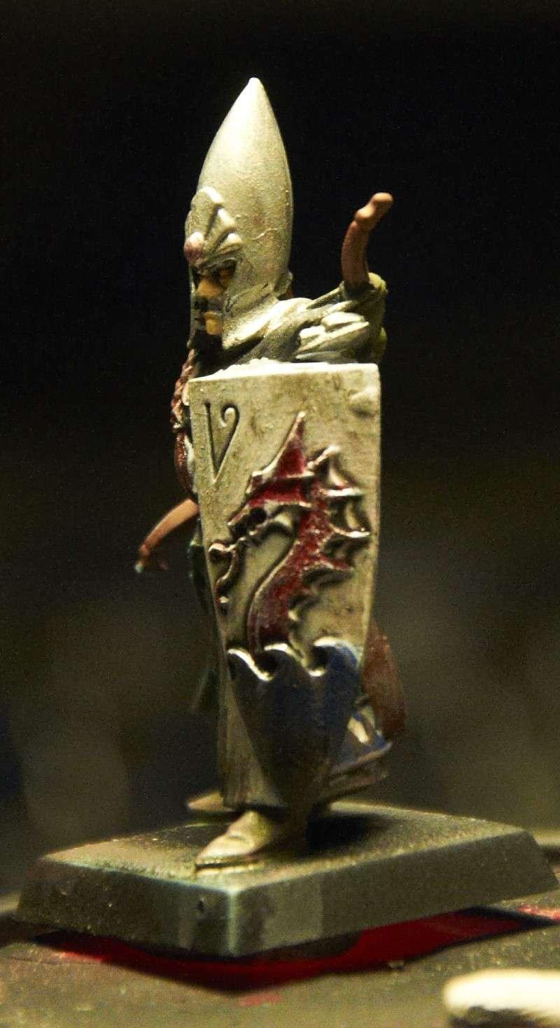 Gardes Maritimes de Lothern (warhammer) - Ma toute première figurine Figuri10