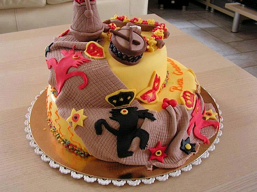 CARNAVAL - Gâteau de carnaval 111