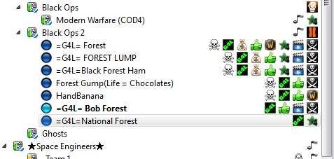 """NATIONAL FOREST DAY"" TEAMSPEAK PICTURES 2210"