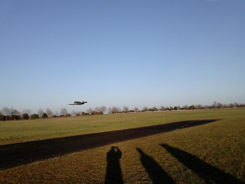 premier vol du P40 02410