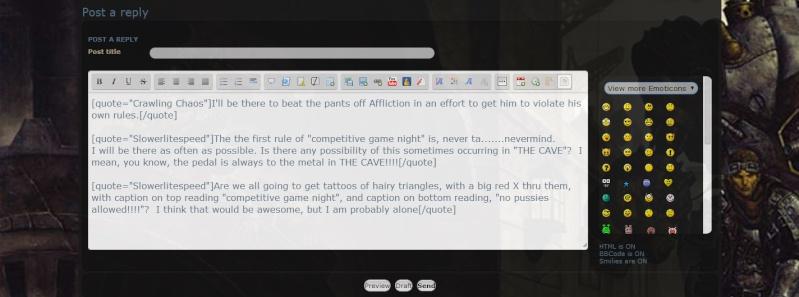 New Forum Feature: Multi-Quote Featur29