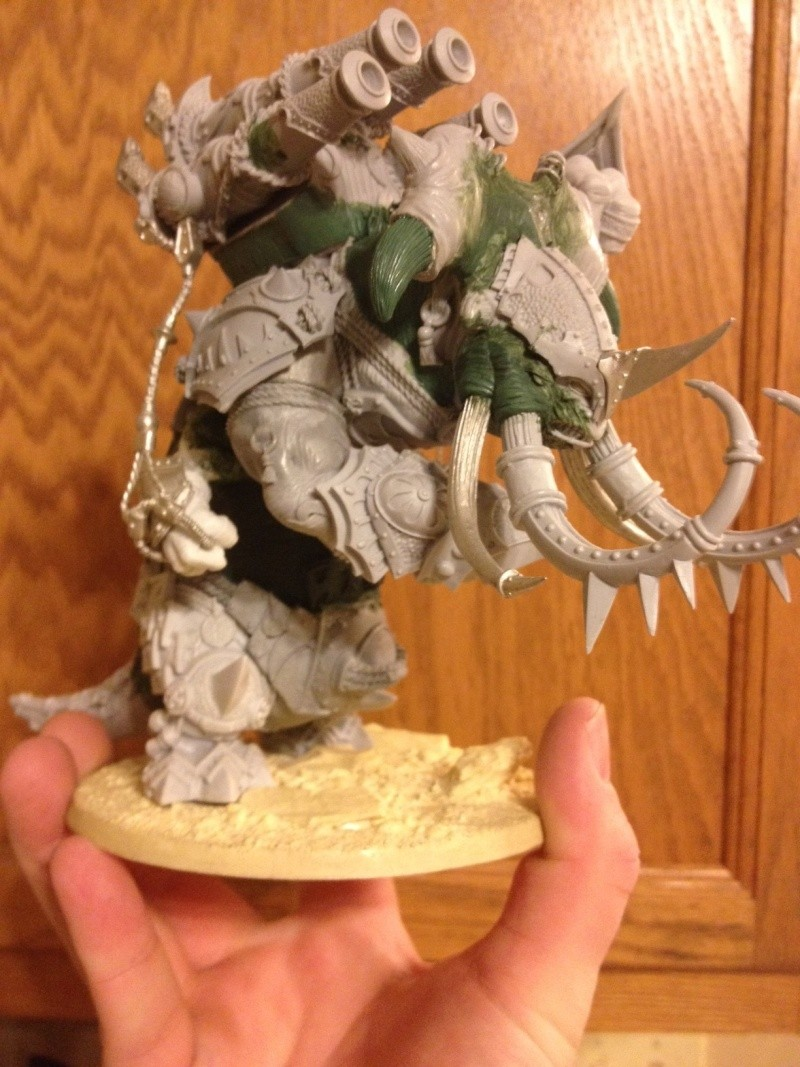 Skorne Mammoth WIP (lots of pics, tried to keep them small) Photo_10