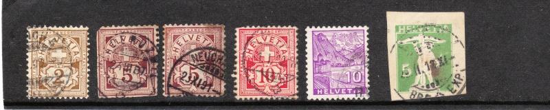 Dachbodenfund alte Briefmarken Img_0018