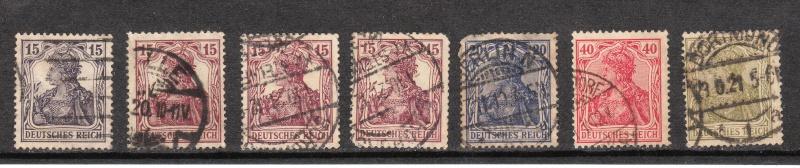 Dachbodenfund alte Briefmarken Img_0039