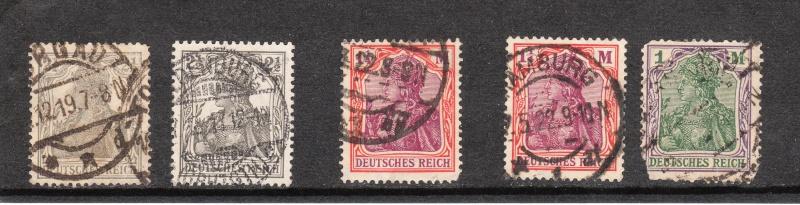 Dachbodenfund alte Briefmarken Img_0040