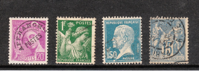 Dachbodenfund alte Briefmarken Img_0067