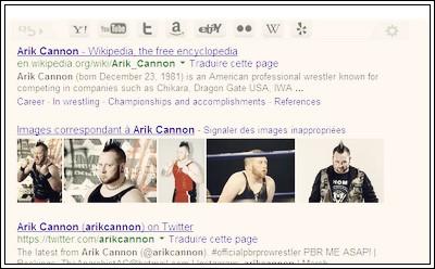 MEGA - MEGA Wrestling #3 - CM Punk vs. Arik Cannon 0110