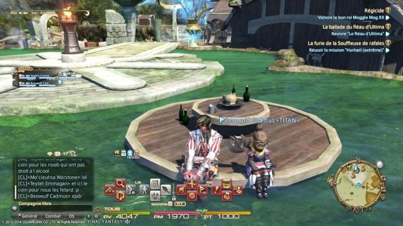 screenshot nouveau QG  Teylah14