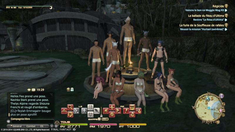 screenshot nouveau QG  Teylah39