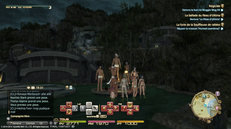 screenshot nouveau QG  Teylah40