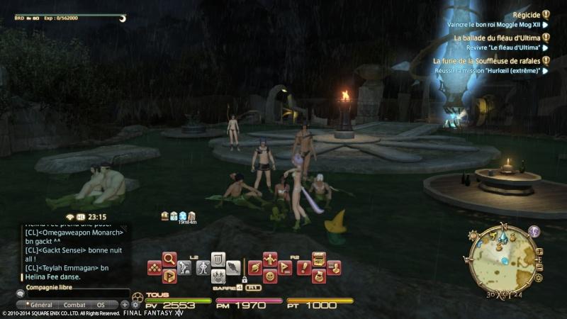 screenshot nouveau QG  Teylah45
