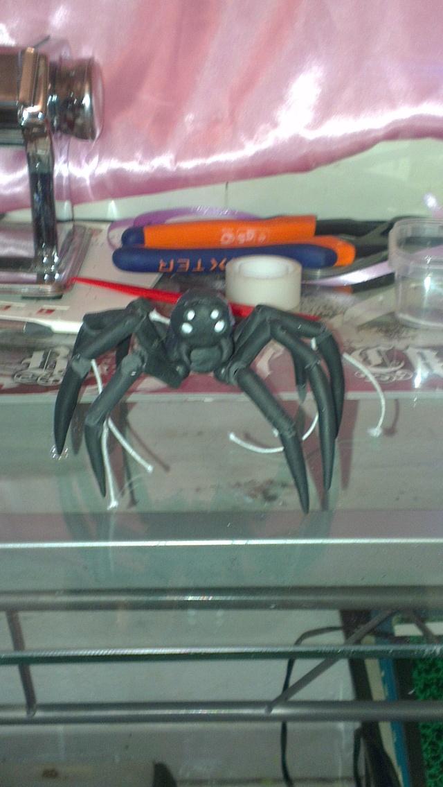Eden petite araignée ^^ des news p3 Imag1924