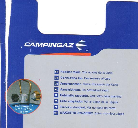 Montage gaz sur MP Viano 2011 livré sans bouteille/robinet Robine10