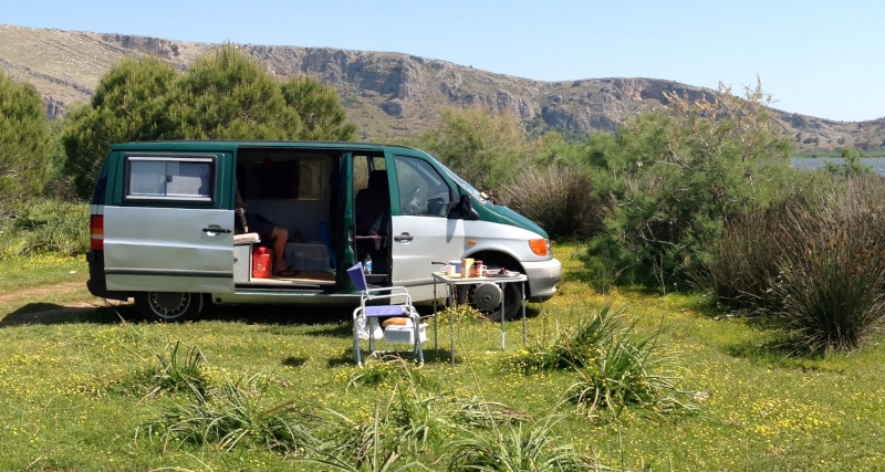 VENDU - A vendre Mercedes VITO 110 CDI aménagé type camping car Img_0410