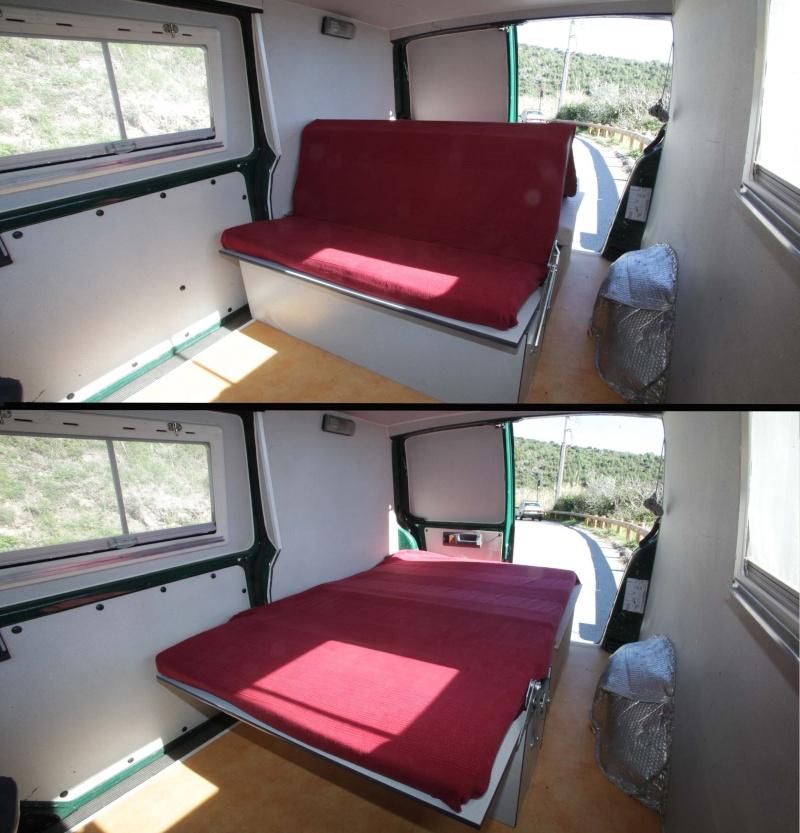 VENDU - A vendre Mercedes VITO 110 CDI aménagé type camping car Vito_012