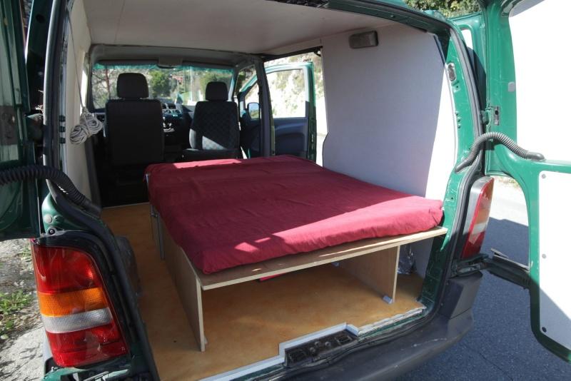 Vendu A Vendre Mercedes Vito 110 Cdi Amenage Type Camping Car
