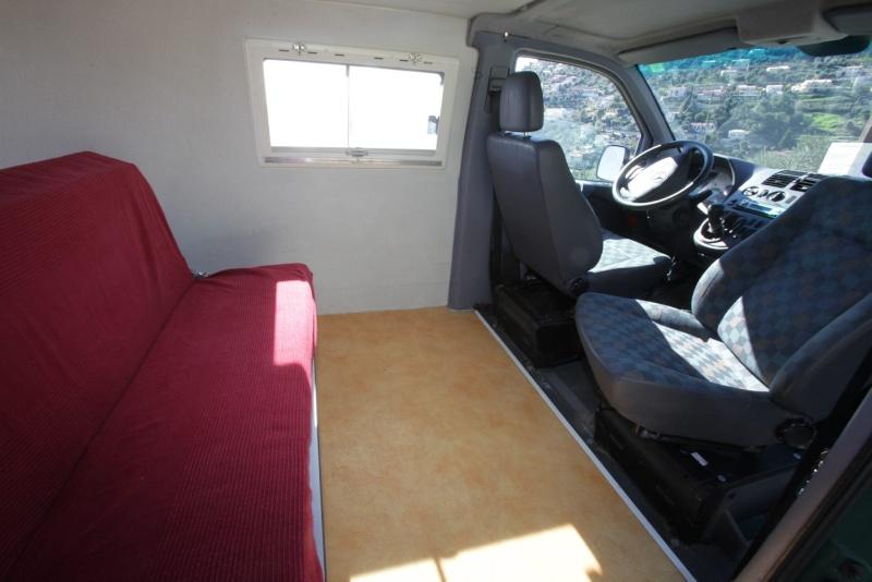 VENDU - A vendre Mercedes VITO 110 CDI aménagé type camping car Vito_014