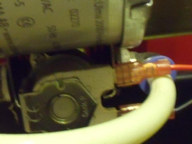 boitier de commande SCHNEIDER de brûleur à granulés PANNAN Dscf6126