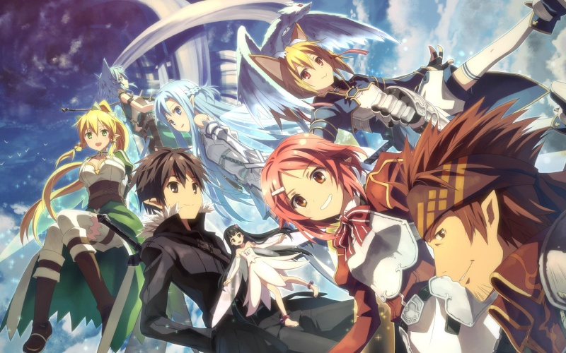 Best Animes in your opinion? - Page 2 Sao-al10