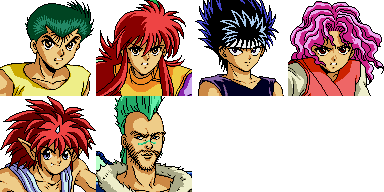 Ressources YuYu Hakusho Face_y10